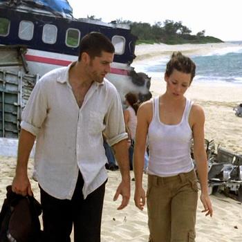 Джек и Кейт выжили после крушения авиалайнера, но их приключения еще только начинались.