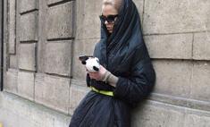 Совет стилиста: как не выглядеть нелепо в пуховике