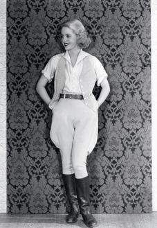Бетт Дэвис, 1932