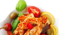 Такая вкусная кавказская кухня: чахохбили