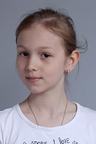 Екатерина Мумикова, «Топ модель по-детски-2016», фото