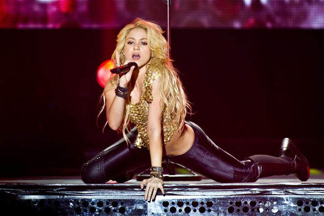 Шакира фото 2014