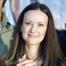 Нонна Гришаева пародировала Оксану Федорову.