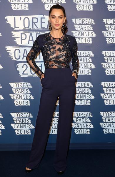Катринель Марлон на 69-ом Каннском кинофестивале