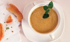 Густой суп «Лесной»