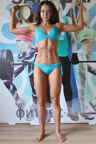 Юлия Михеева, похудение, фото