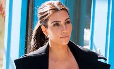 Ким Кардашьян создаст одежду для беременных