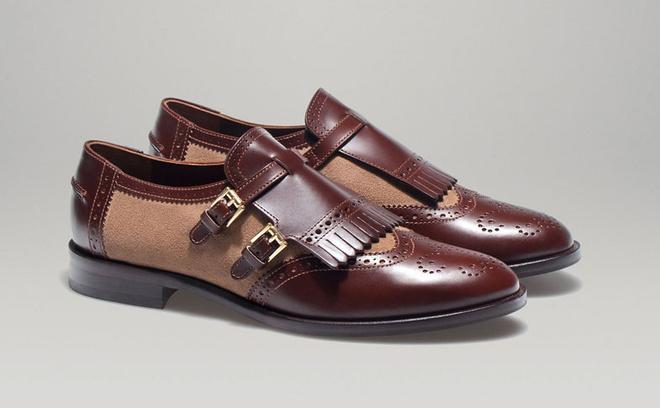Ботинки Massimo Dutti, 7490 р.