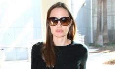 Анджелина Джоли страдает от болей в груди