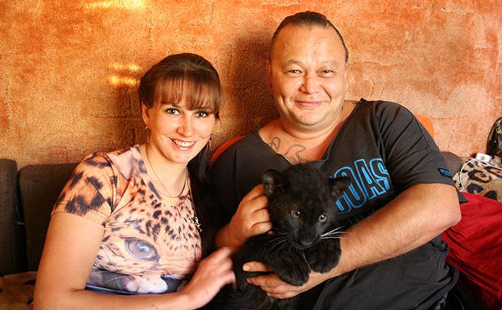 Татьяна и Евгений Ким