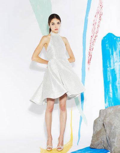 Платья на выпускной 2013: платье Alice + Olivia, 26 950 р.