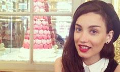 Виктория Дайнеко показала свой парижский гардероб
