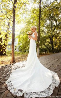 Омск, свадьба, невеста