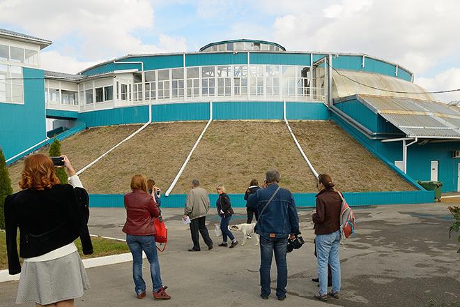 Очистные сооружения, экология реки Темерник, блог-тур, Суворовский