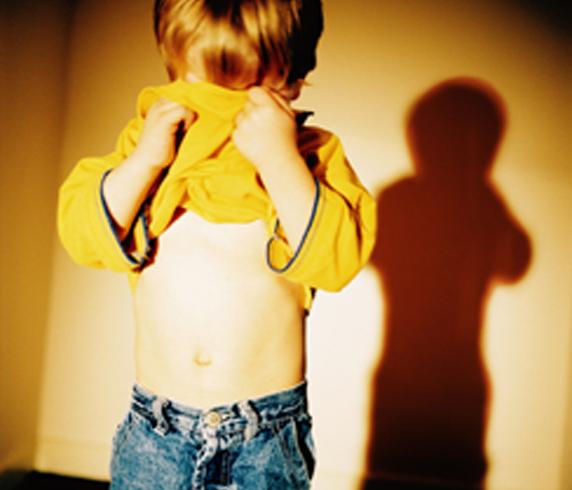 детское насилие