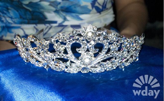 Корона победительницы
