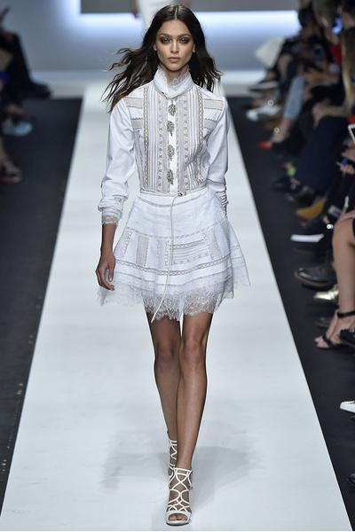 50 лучших платьев Недели моды в Милане | галерея [1] фото [38]