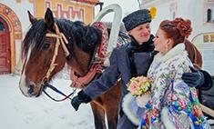 Топ-7 оригинальных свадеб Владимира!