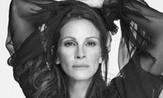 Джулия Робертс омолодилась в рекламе Givenchy