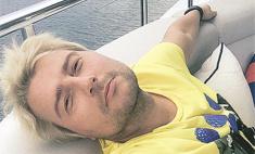 Все могут короли! Отдых Баскова на яхте в Италии