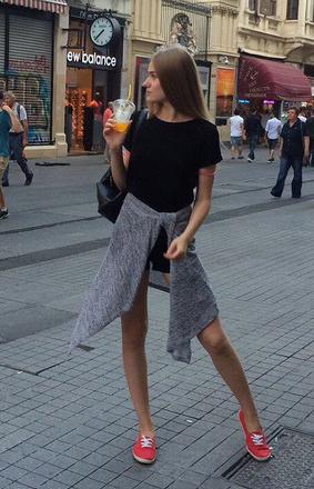 """Анастасия Попова, участница конкурса """"Мисс Екатеринбург 2017"""", фото"""