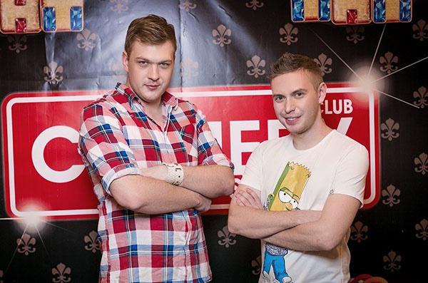 Дуэт из Новокузнецка «Бывшие» резиденты Comedy Club Сибирь Стайл