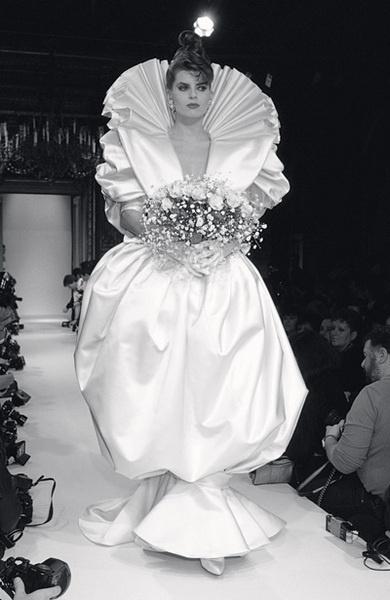 Emanuel Ungaro haute couture, 1987 год