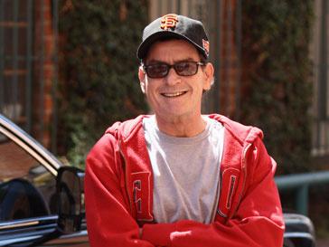 Чарли Шин (Charlie Sheen) мечтает о гареме