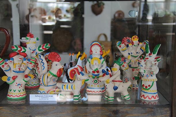 Богородская керамика