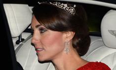 Кейт Миддлтон посвятила свой наряд правителю Китая
