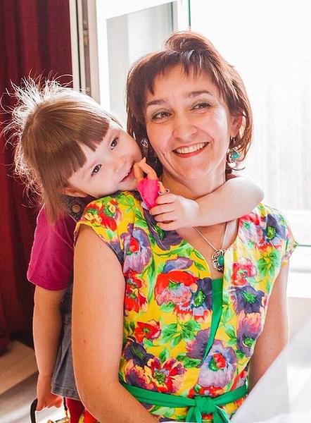Лариса Лукина, фельдшер, фото
