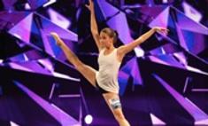 Кемеровчанка Эльвира Белоусова из шоу «ТАНЦЫ»: о детской мечте, шоу и тортах