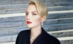 Рената Литвинова снялась в осенней кампании Zarina