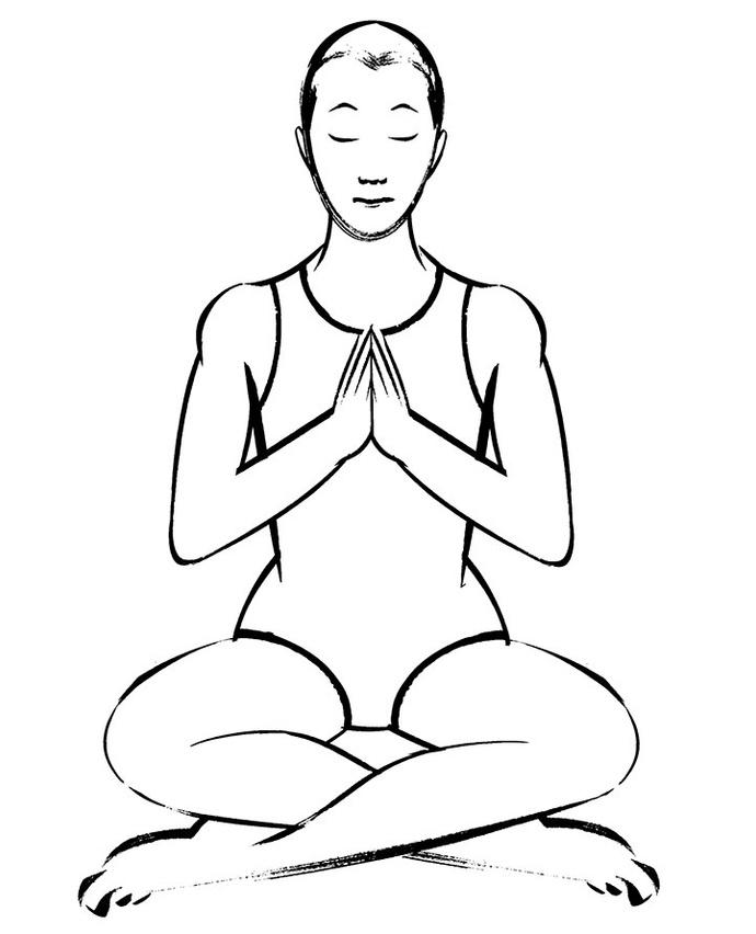 Три позы йоги, которые дают энергию