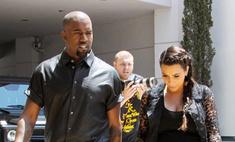Ким Кардашьян и Канье Уэст ссорятся из-за фото ребенка