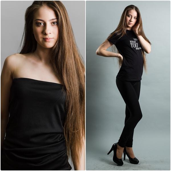 Диана Клочкова, «Юная топ-модель Екатеринбурга-2016», фото