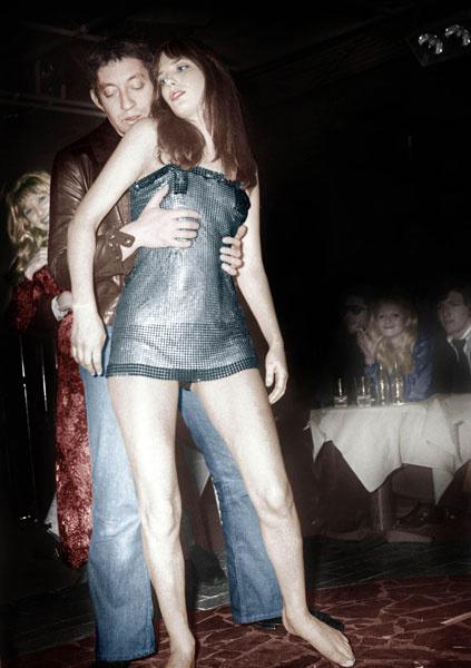 Джейн Биркин: ноги