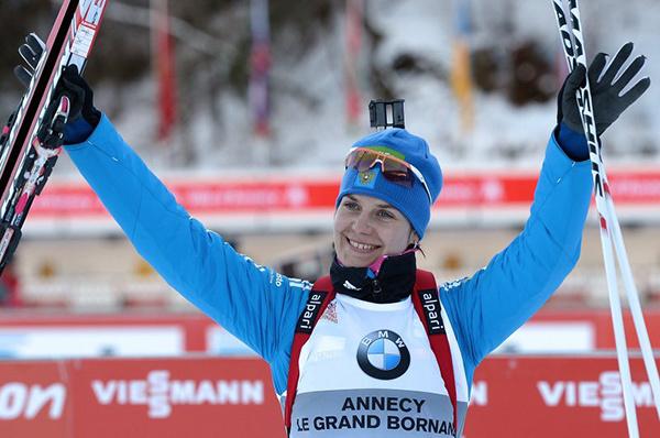 Биатлонистка Ирина Старых допинг дисквалификация