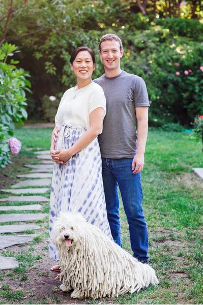 Марк Цукерберг впервые станет отцом