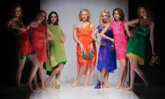 St. Petersburg Fashion Week: выбираем платье к выпускному