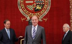 Король Испании получил золотую медаль толерантности Европы