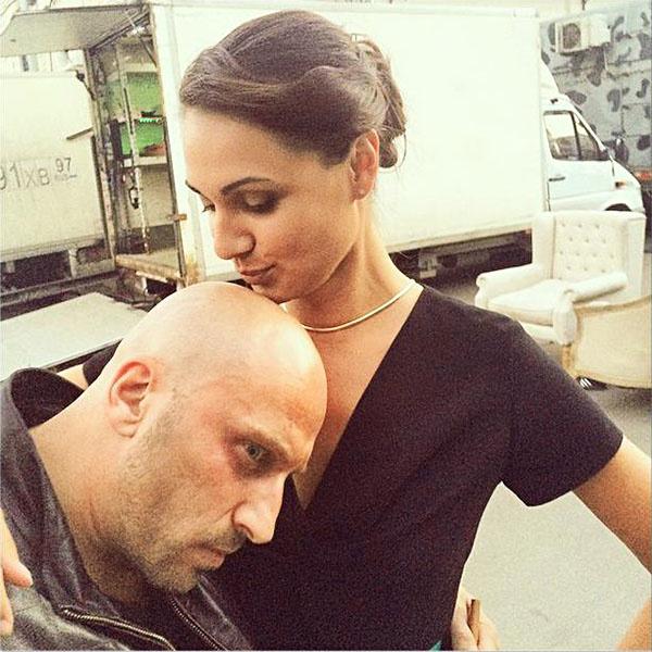 Селфи с Дмитрием Нагиевым