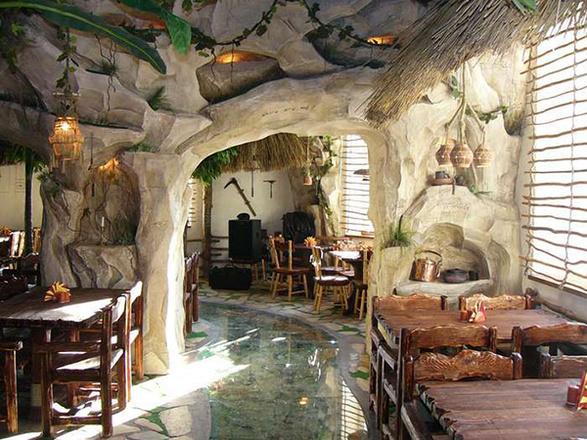 Ресторан «Жюль Верн», фото