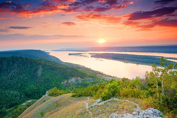 Отдых летом: выбираем лучший вариант, гора Стрельная