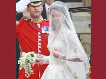 Кейт Миддлтон, королевская свадьба