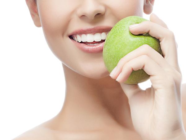 Здоровая пища - главный источник на пути к идеальной коже.