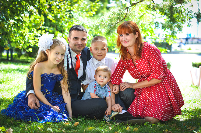 Секреты счастья многодетных семей