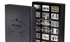 Модный дом Prada презентует книгу в Москве