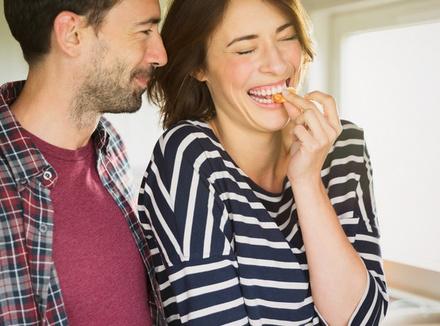 Чувство юмора – залог крепкого брака