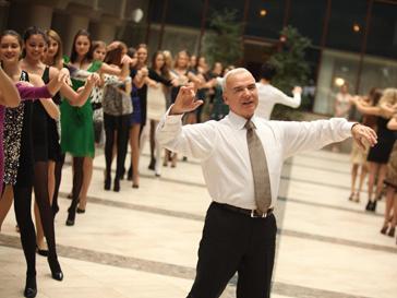Президент Русского Танцевального Союза Станислав Попов
